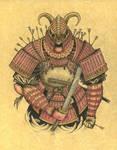 A Warrior Possesed