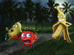 Verruecktes-Obst - Crazy Fruits