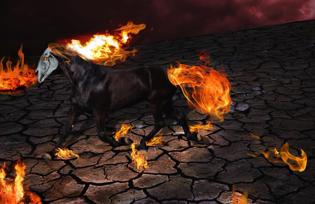 Demonhorse by Ayi82