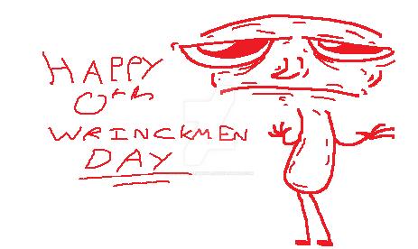 July 10th = Wrinckmen Day (Description) by MangleTheMangle