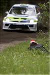 Taking WRC Photos