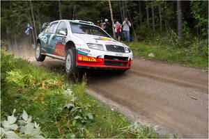 Skoda Fabia WRC by TiLa