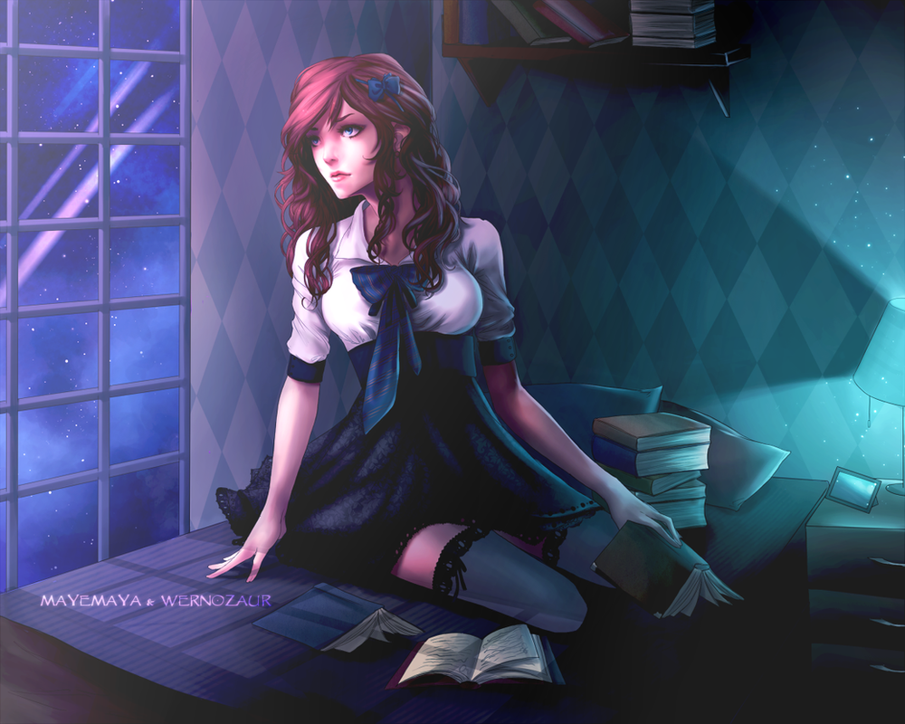 Insomnia by MayeMaya