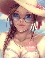 Endless Summer by MayeMaya