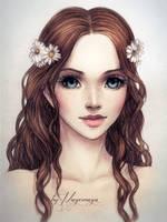 Daisies by MayeMaya