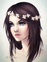 Jasmine by MayeMaya