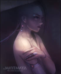 Cybergirl by MayeMaya