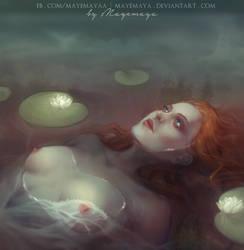 Ophelia by MayeMaya