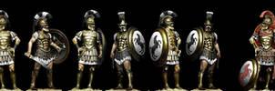 Sacred band of Carthage by PHOENIX8341