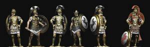 Sacred band of Carthage W.I.P