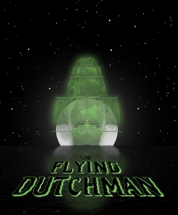 The Flying Dutchman by PHOENIX8341