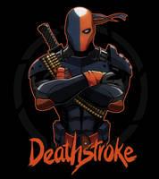 Deadwho? I'm Deathstroke by PHOENIX8341