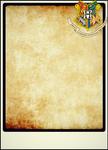 Hogwarts Student Card (New Student)