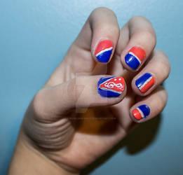 *School Colours* Nails