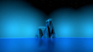 Ice Sea Wallpaper