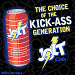 Jolt Cola Ad