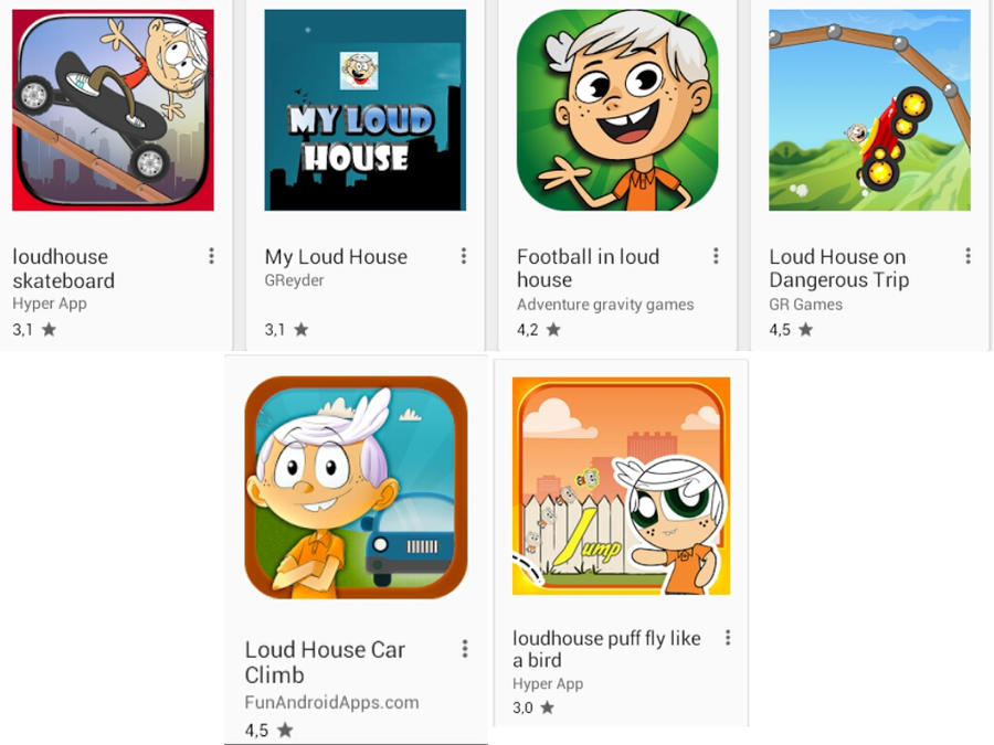 House App Chat Rooms