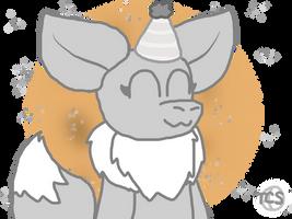 The birthday leaf