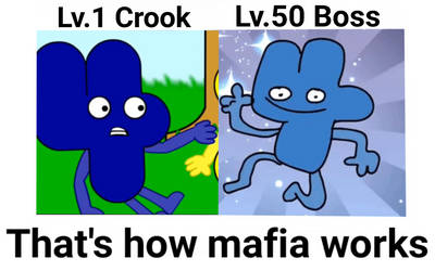 That's how mafia works! by The-Creative-Sketchy