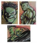 Hulk Cardz