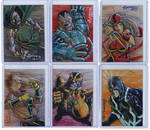 Sketch Cards PSCs