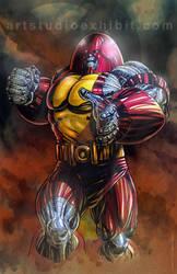 Juggernaut Colossus by artstudio