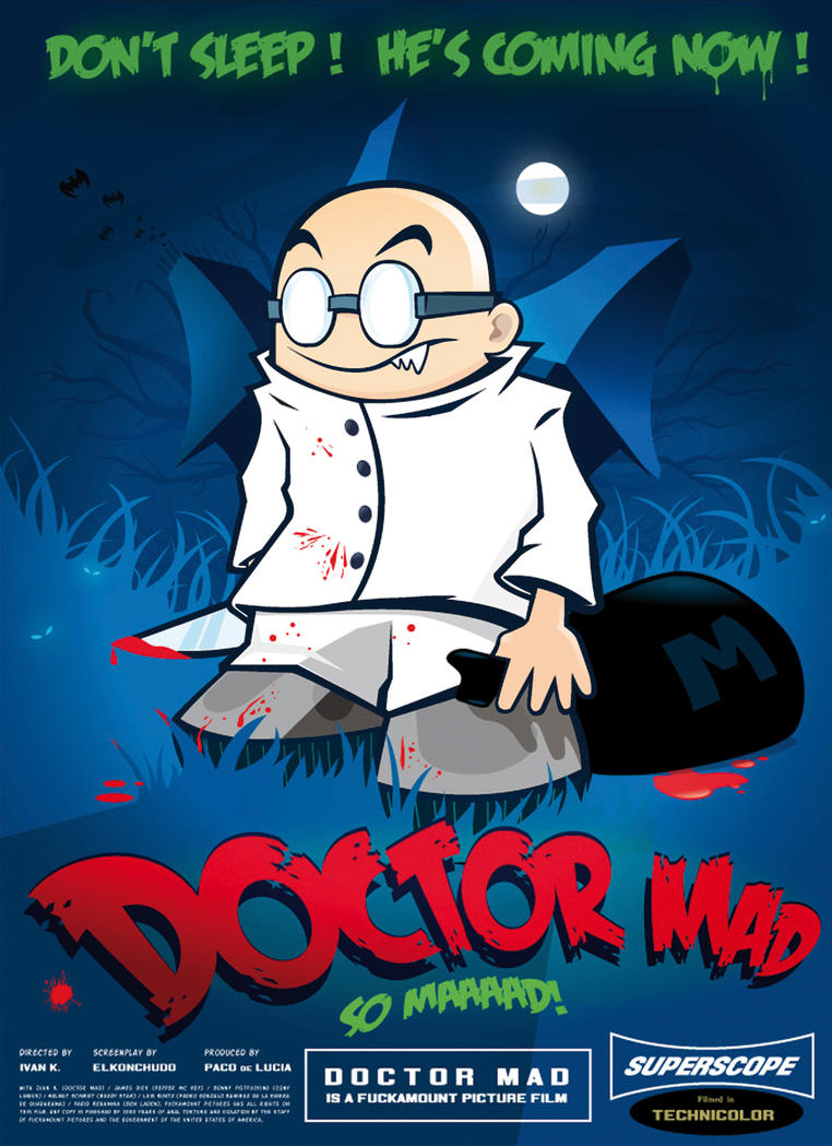 Dr Mad by karmadg