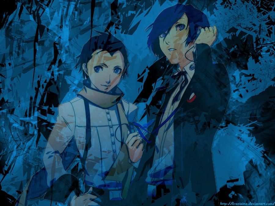 persona 3 ryoji ending relationship