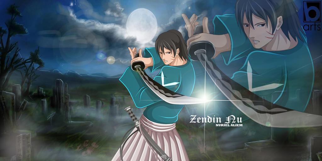 zendin nu by Bionelang99