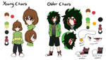 GZshift Chara Design