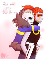 You are my Sunshine by FukuroMami555
