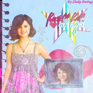 Blend Selena Gomez 6 by Shake-Desings
