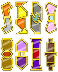 Region Andares - Medallas