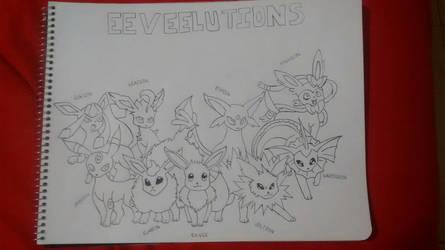 Eeveelutions Process