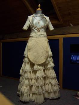 Minoan Snake Goddess costume
