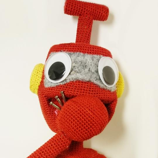 Crochet Amigurumi Faces : Crochet - Nono Amigurumi face by MissDwidwi on DeviantArt