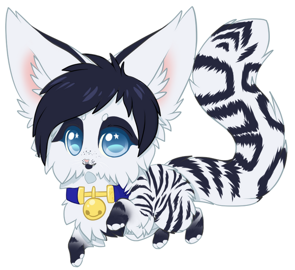 Rivv -Chibi commission by Yechii