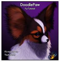 Fur tutorial - DoodlePaw by Yechii