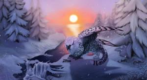 Winter Breeze + Speedpaint
