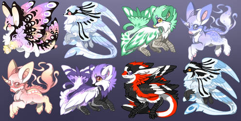 Life of Cetris Adopts - OPEN