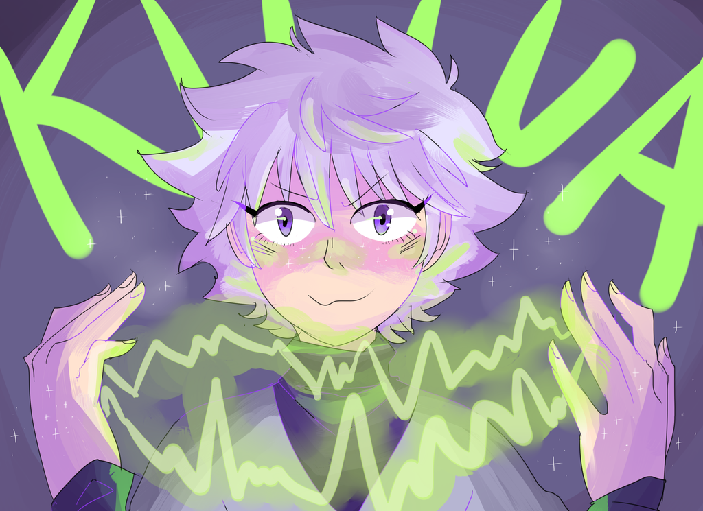 killua by deerhime