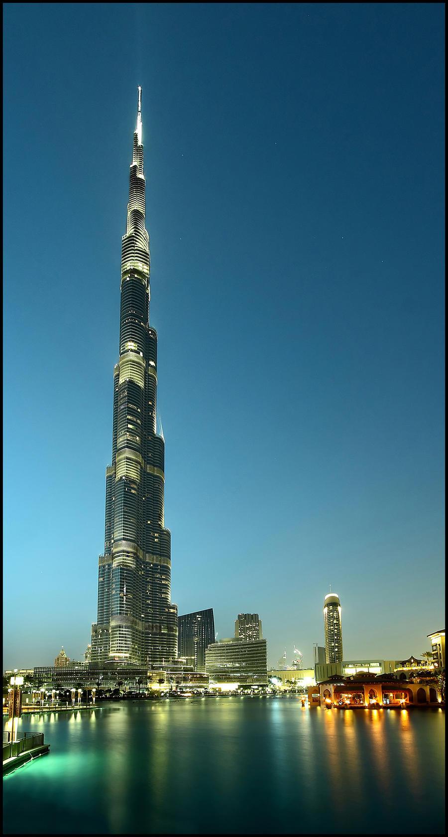 Burj Dubai by Shoayb