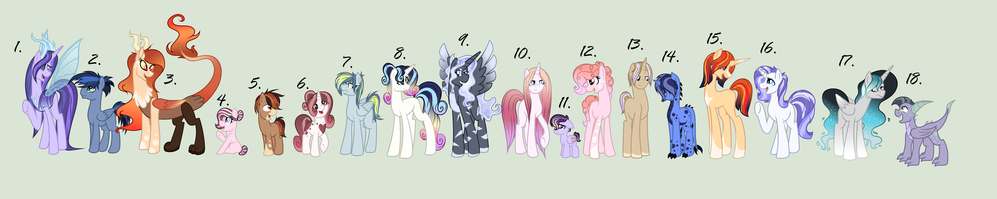 Draw to adopt - Next Gen - #1 Closed by crystalmoon101
