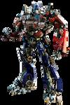Optimus Prime (G1 CGI Image)