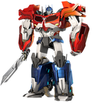 Optimus Prime (Prime Beast Hunters Promo)