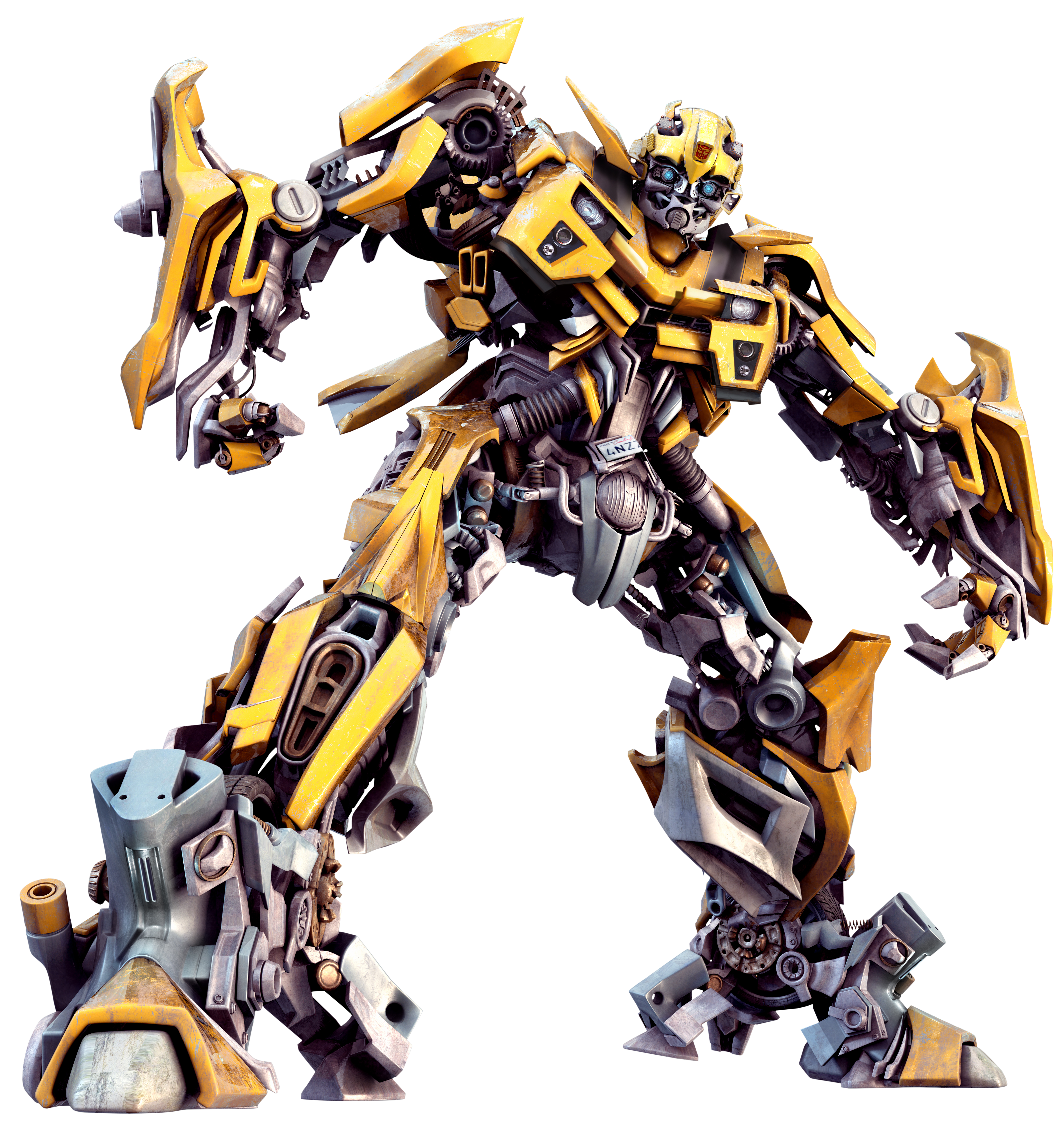 Transformers Bumblebee Png