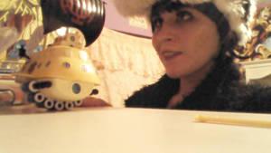 My little yellow submarine