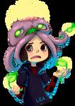 ID: Photosynthetic Octopus