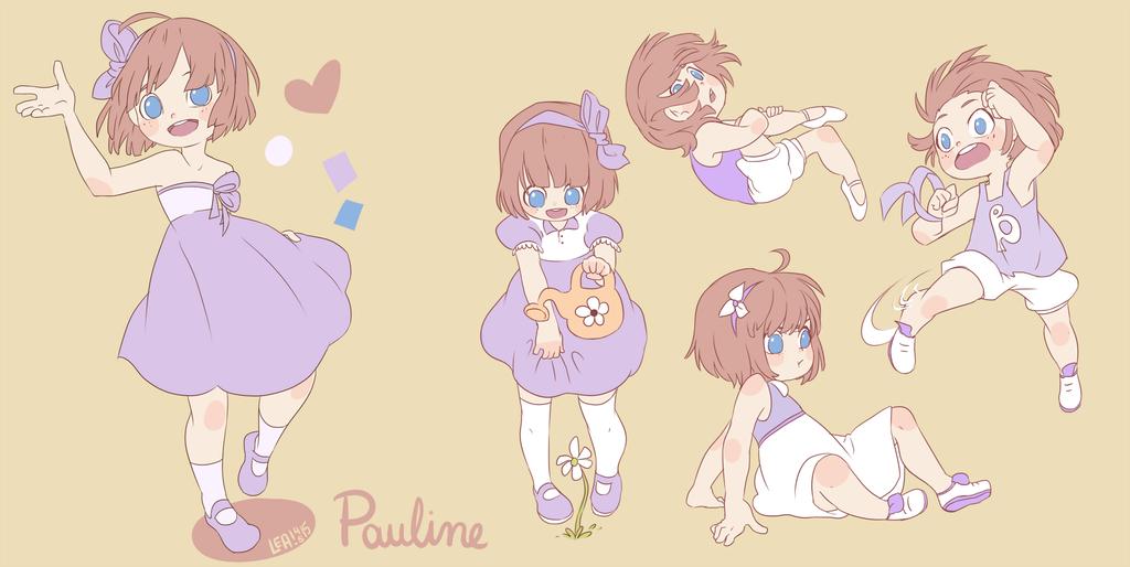 Pauline by Leaglem