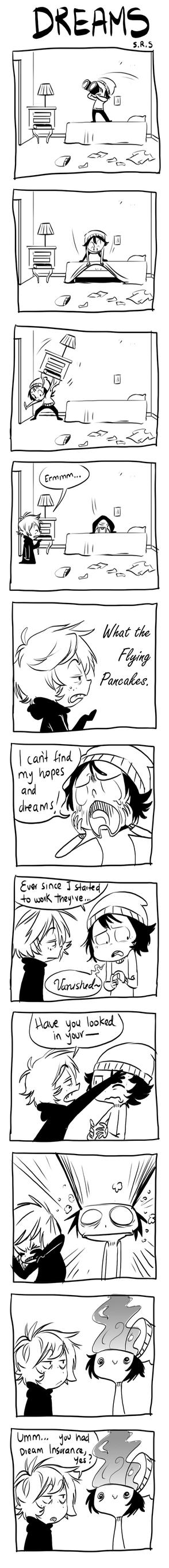 SRS: Dreams by Leaglem